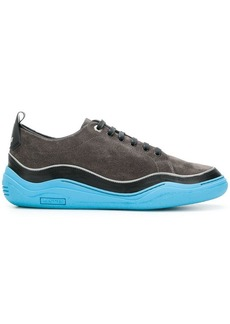 Lanvin wave detail sneakers