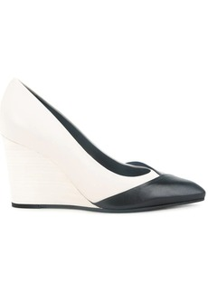 Lanvin wedge pumps