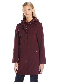LARRY LEVINE Women's Soft Shell Jacket  M