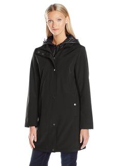 Larry Levine Women's Soft Shell Jacket  M