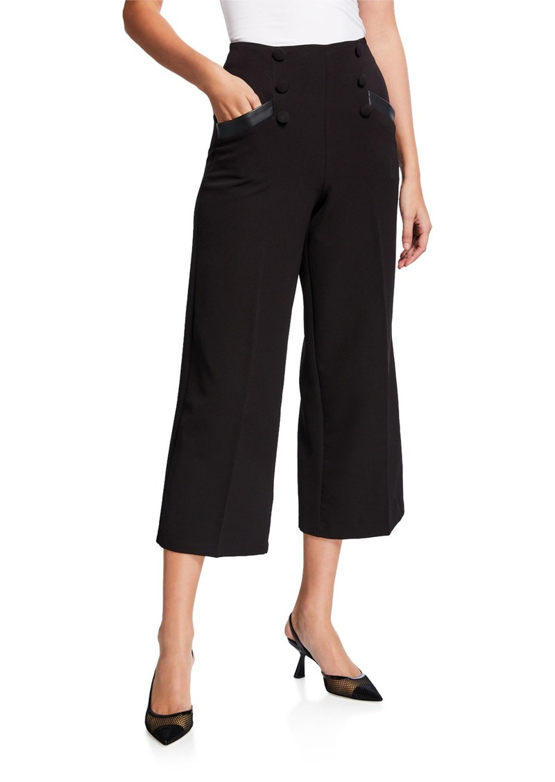 Laundry by Shelli Segal Cropped Trousers