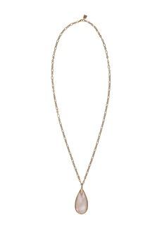 Laundry by Shelli Segal Gold-Tone Teardrop Pendant Necklace