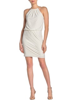 Laundry by Shelli Segal Jersey Knit Chain Dress