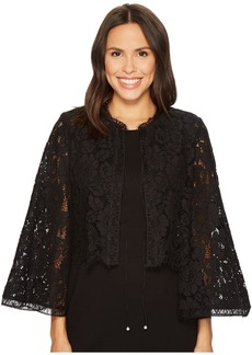 Laundry by Shelli Segal Lace Bolero