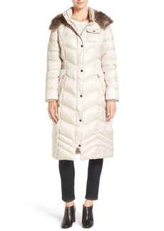 Laundry by Design Quilted Coat with FauxFur Lined Hood
