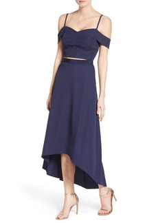 Laundry by Shell Segal Two-Piece Gown