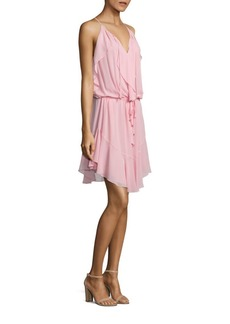 Laundry by Shelli Segal Boho Ruffle Dress