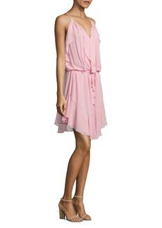 Laundry by Shelli Segal Boho Ruffle Dress