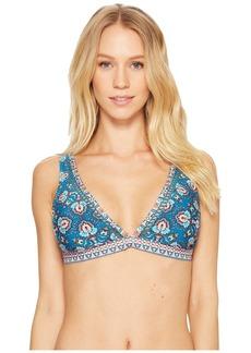 Laundry by Shelli Segal Butterfly Twin Bikini Top