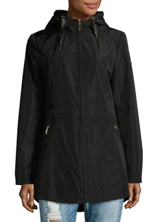 Laundry by Shelli Segal Casual Zip Anorak