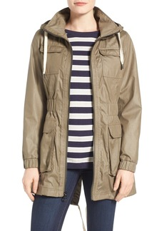 Laundry by Shelli Segal Cotton Anorak (Regular & Petite)