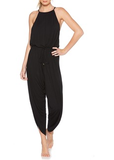 Laundry by Shelli Segal Cover-Up Jumpsuit
