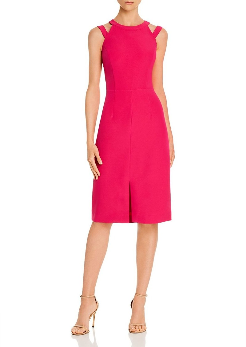 Laundry by Shelli Segal Cutout Cocktail Dress