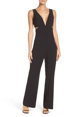 Laundry by Shelli Segal Cutout Jumpsuit