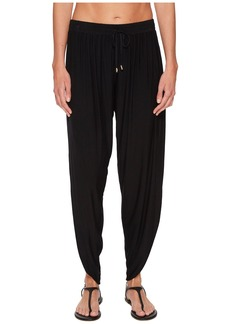 Laundry by Shelli Segal Drape Cover-Up Pant