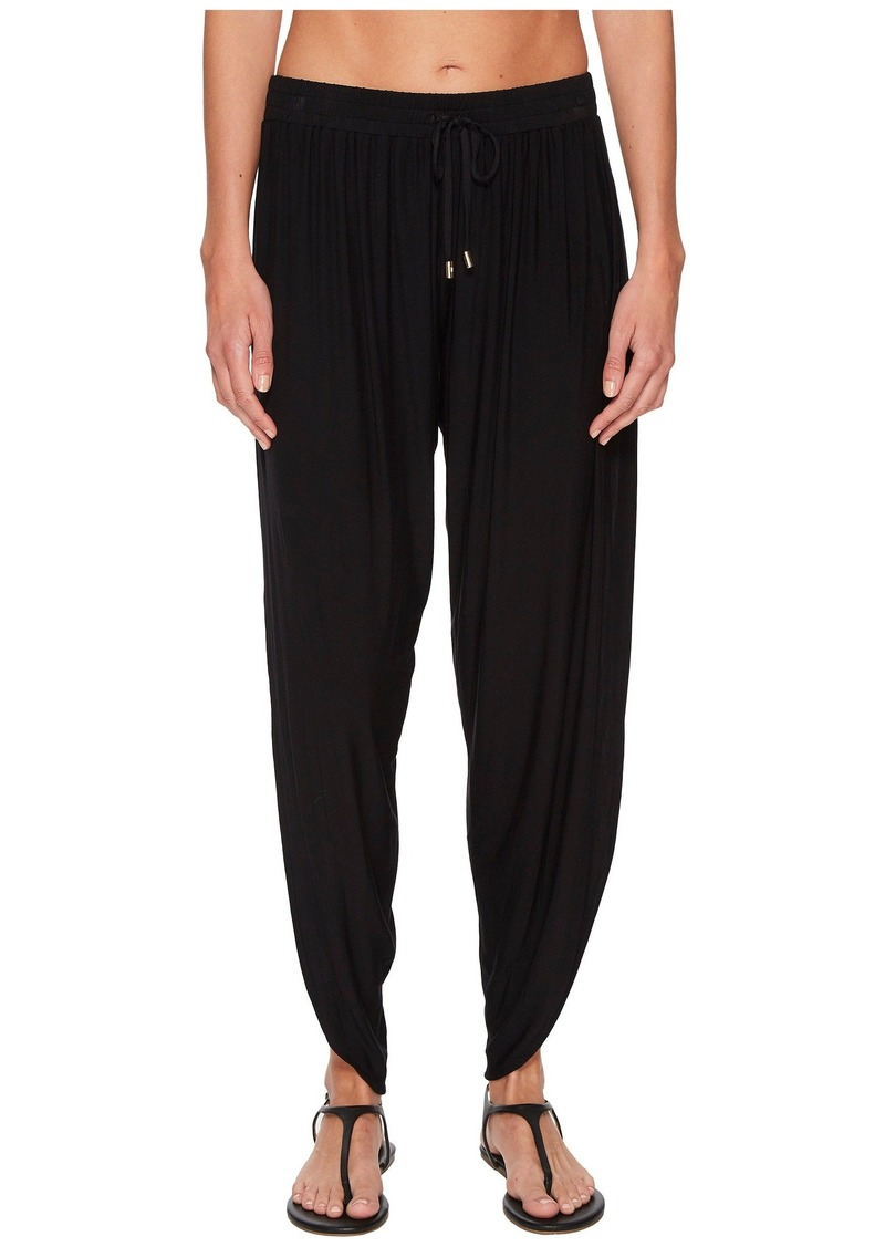 1fd6e65fcdc On Sale today! Laundry by Shelli Segal Drape Cover-Up Pant