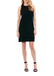 LAUNDRY BY SHELLI SEGAL Embellished Cocktail Dress