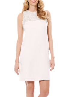 Laundry by Shelli Segal Embellished Shift Dress
