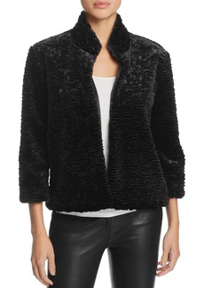 Laundry by Shelli Segal Faux Fur Jacket