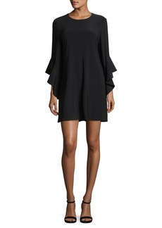 Laundry by Shelli Segal Flutter Shift Dress