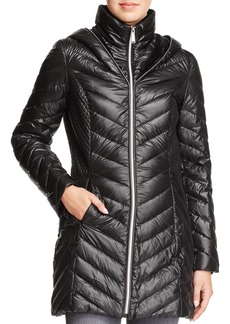 Laundry by Shelli Segal Lightweight Down Coat