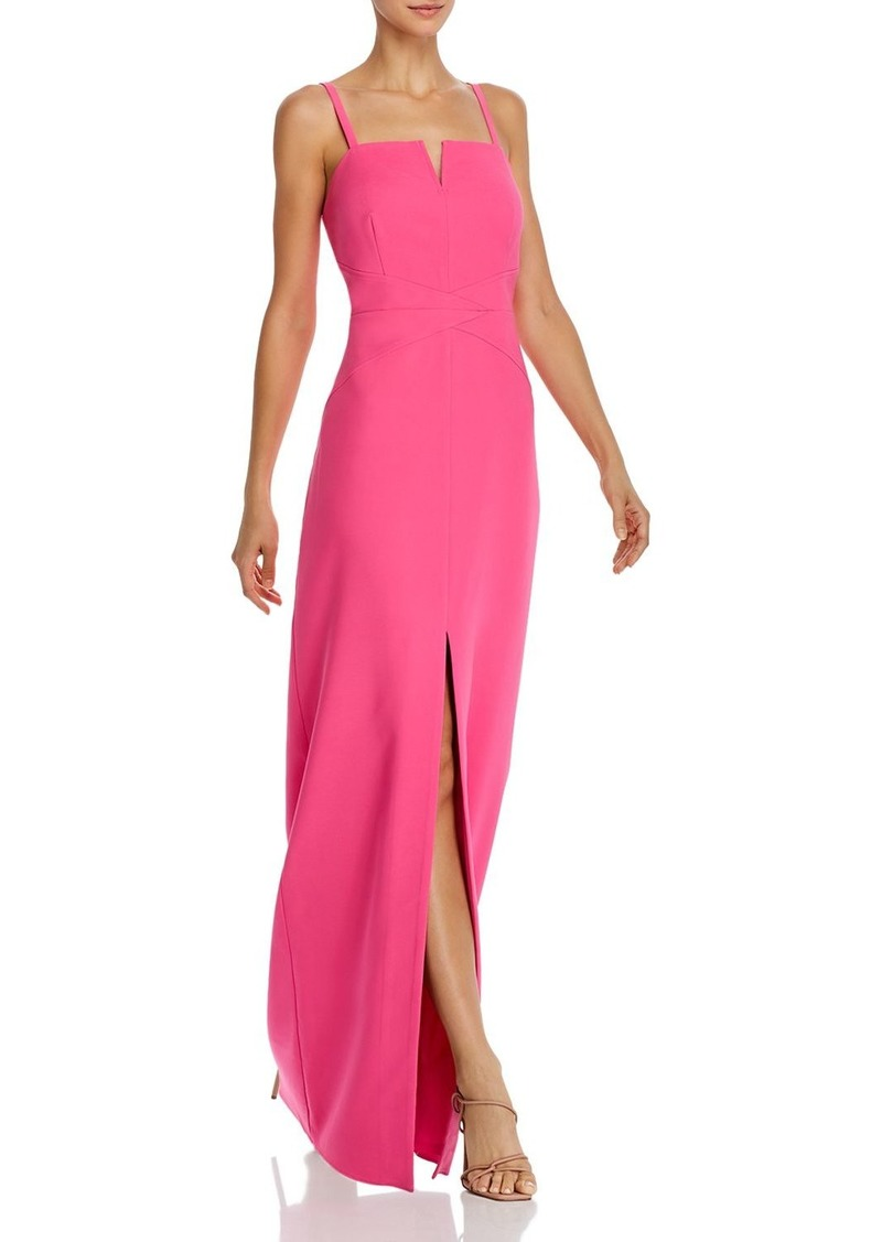 Laundry by Shelli Segal Luxe Crepe Gown