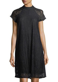 Laundry By Shelli Segal Swing Lace Dress