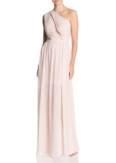 Laundry by Shelli Segal One-Shoulder Gown - 100% Exclusive