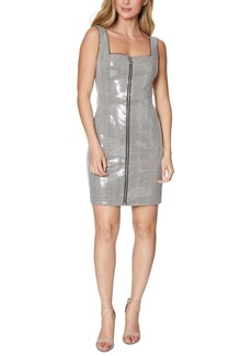 Laundry by Shelli Segal Sequined Sheath Dress