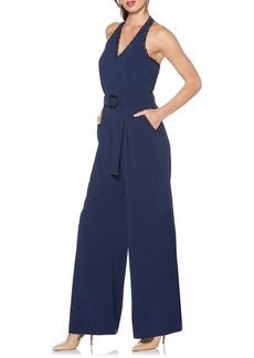 Laundry by Shelli Segal Sleeveless Wide-Leg Jumpsuit
