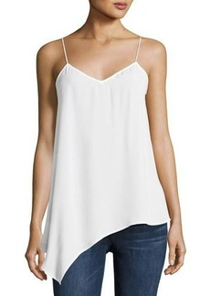 Laundry By Shelli Segal Solid Crepe Slip Tank