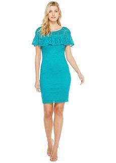 Laundry by Shelli Segal Stretch Lace Dress