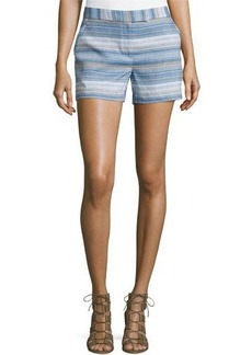 Laundry By Shelli Segal Striped Shorts