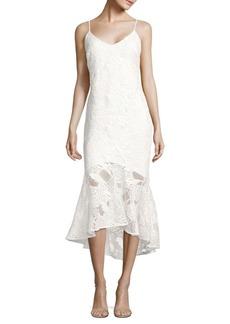 Laundry by Shelli Segal Venise Lace Cocktail Dress