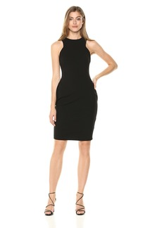 LAUNDRY BY SHELLI SEGAL Women's Bodycon Scuba Dress