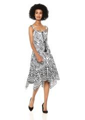 LAUNDRY BY SHELLI SEGAL Women's Eyelet Dress