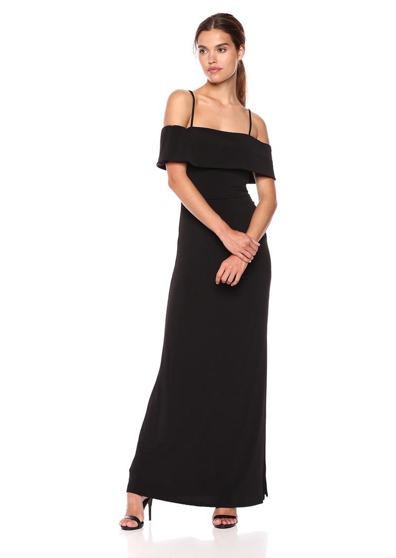 LAUNDRY BY SHELLI SEGAL Women's Jersey Gown
