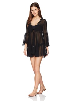Laundry by Shelli Segal Women's Kimono Cover up  S