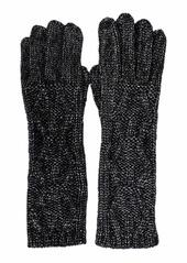 LAUNDRY BY SHELLI SEGAL Women's Long Glove black Onesize