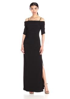 Laundry by Shelli Segal Women's Matte Jersey Dress