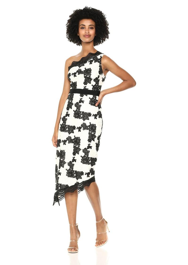 LAUNDRY BY SHELLI SEGAL Women's Organza Dress