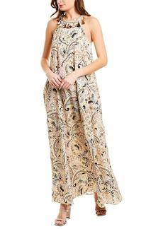 LAUNDRY BY SHELLI SEGAL Women's Printed Maxi Dress