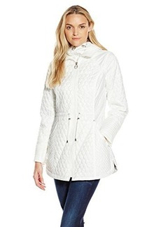 Laundry By Shelli Segal Women's Quilted Anorak