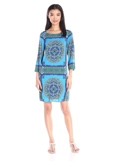 laundry BY SHELLI SEGAL Women's Ritzy Rivera Shift Dress