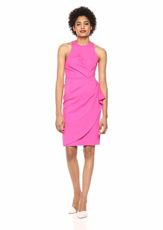 Laundry by Shelli Segal Women's Side-Twist Cocktail Dress