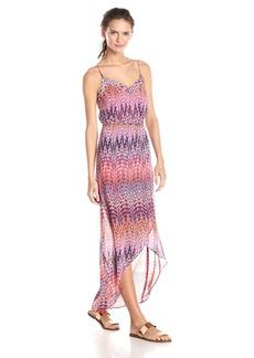 laundry BY SHELLI SEGAL Women's Tulip Hem Maxi Dress