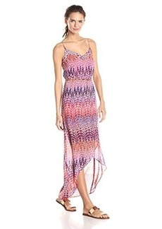 laundry BY SHELLI SEGAL Women's Tulip Hem Maxi Dress