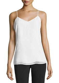Laundry By Shelli Segal Yoryu Metallic Camisole