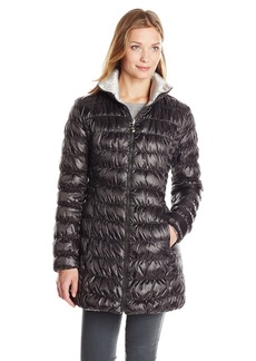 Laundry Women's Reversible Packable Down Coat