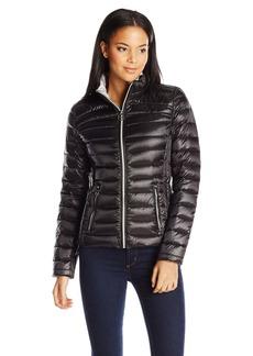 Laundry Women's Short Packable Down Jacket  X-Large